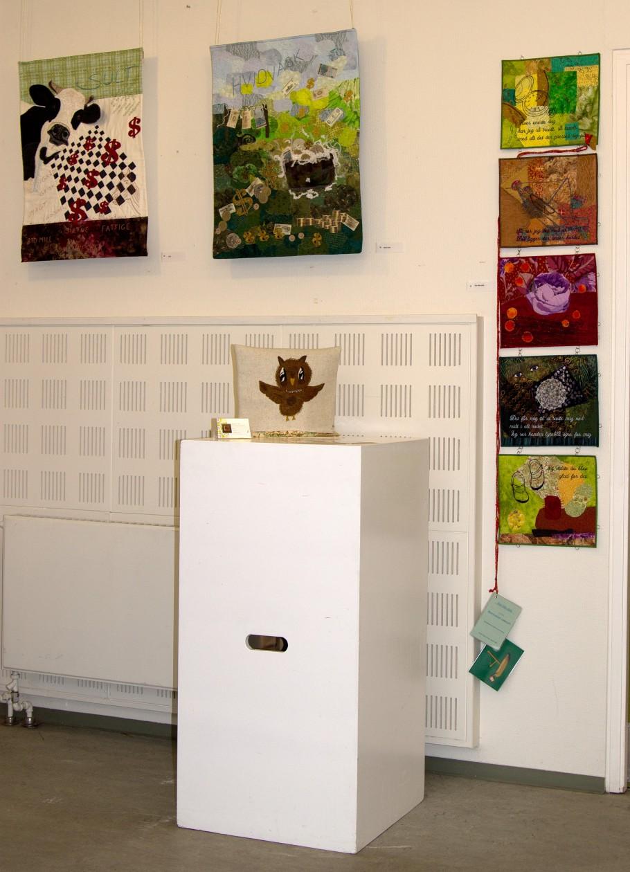 foto fra udstillingen